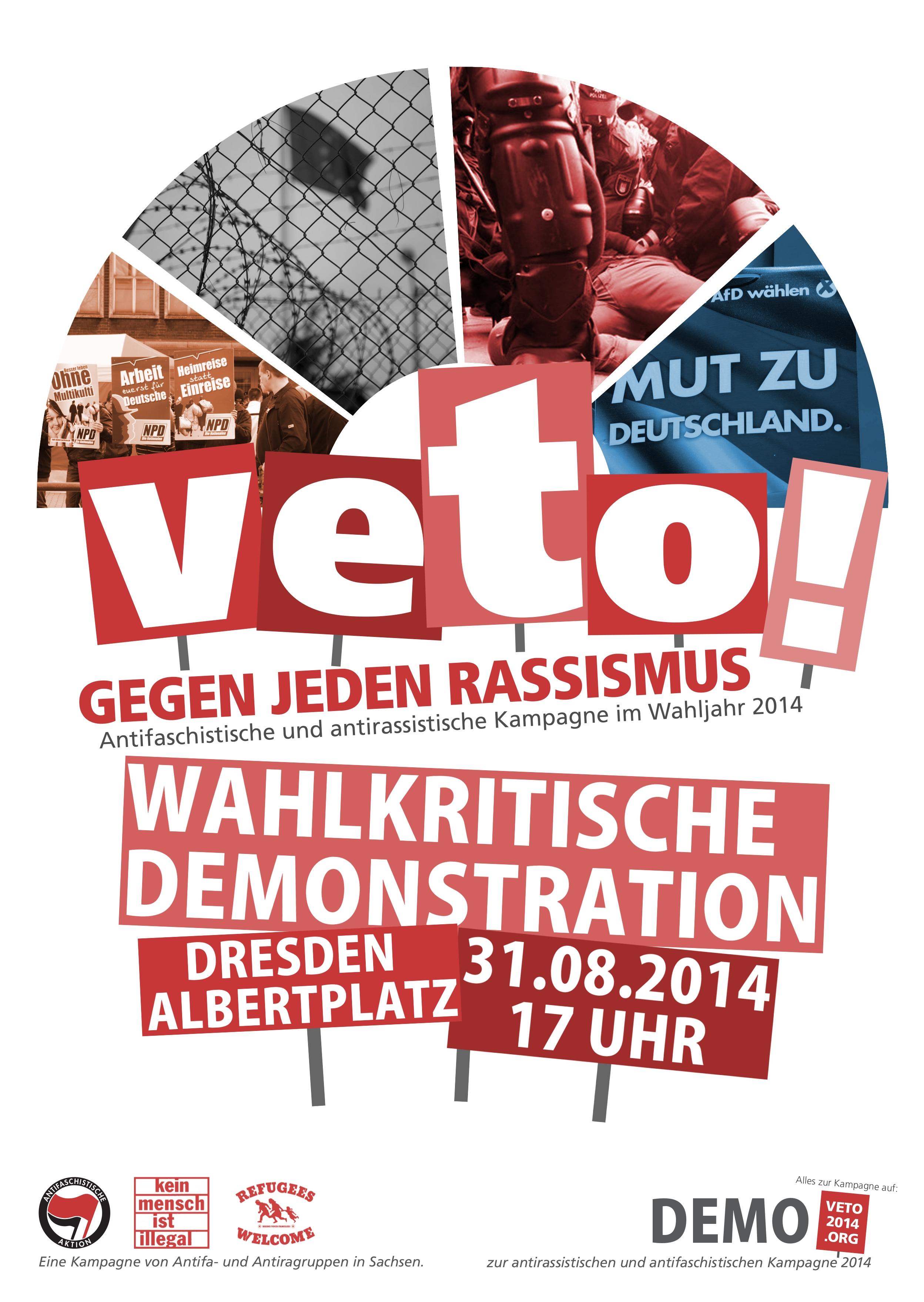 31.08.2014 – Demonstration